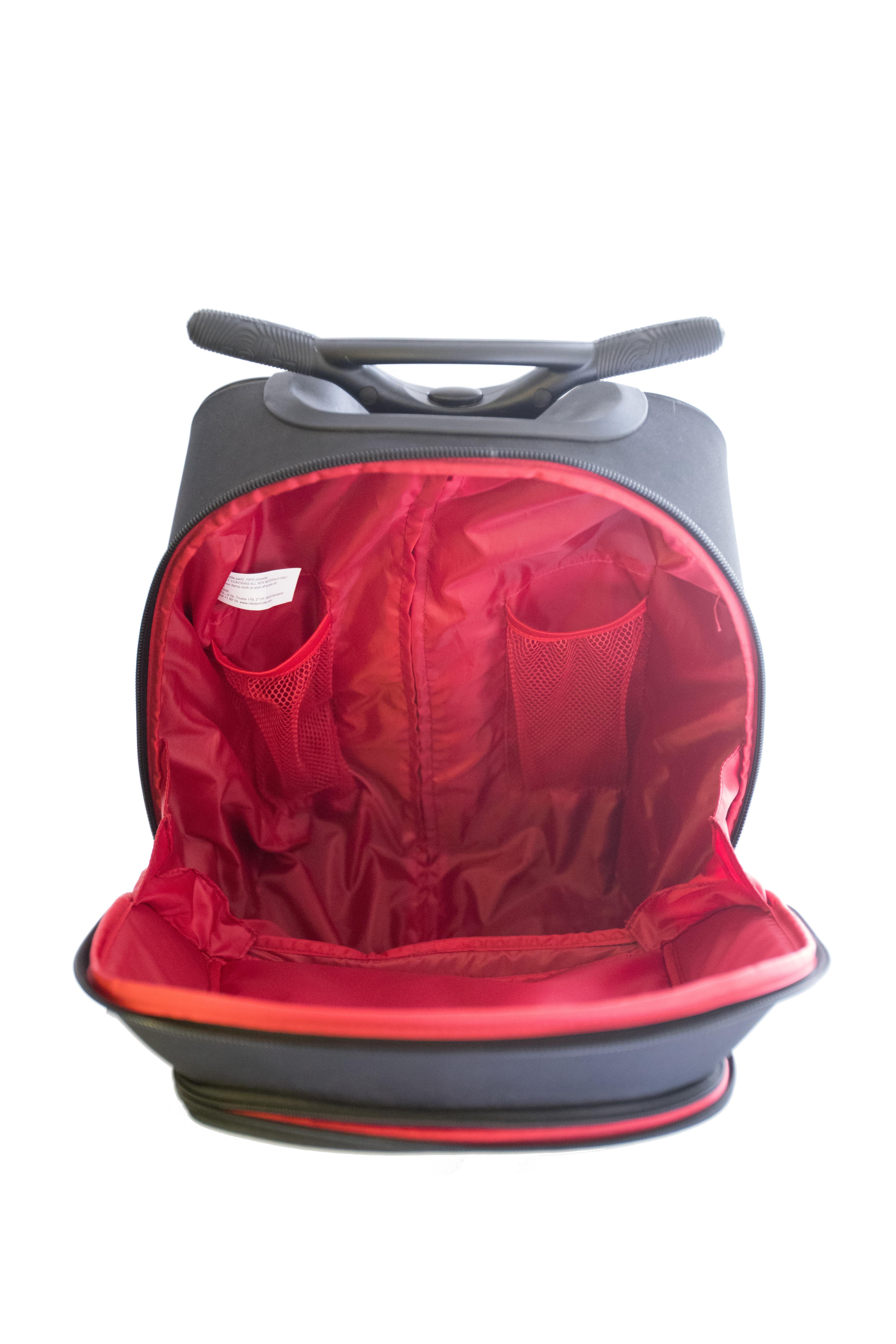 Školní taška na kolečkách Nikidom Roller XL Miami  1669bb48d6
